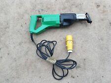 HITACHI CR12V  110V reciprocating saw variable speed