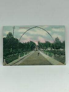 Camden Park Huntington W Va Postcard