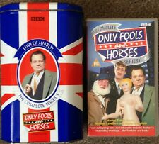 Only Fools And Horses - The Complete Series 6 (VHS Video) Limited edition Tin