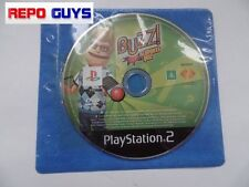 BUZZ THE SPORTS QUIZ PLAYSTATION 2 PS2 GAME