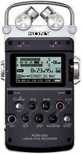 Sony Linear PCM recorder PCM-D50 4GB