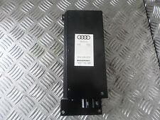 2003 AUDI A4 CADDY 1,8 T 2DR CONVERTIBILE Stereo Audio Amp Amplificatore 8H0035223