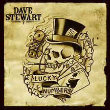 Dave Stewart - Lucky Numbers Vinyl 2LP Inc Vanessa Amorosi & Martina McBride NEW