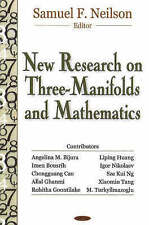 New, New Research on Three-Manifolds and Mathematics, , Book