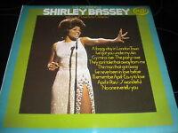 The Wonderful Shirley Bassey - Vinyl Record LP Album - MFP 50043 - 1959