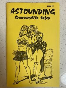 """Astounding Transvestite Tales"" Empathy Press Seattle!"