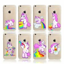 Unicorn Jewelled Mobile Phone Fitted Cases/Skins