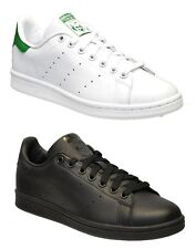 big sale bf36d 88737 Adidas Mens Originals Stan Smith Trainers Skate Shoes Lace Up Size 7 8 9 10  11