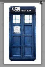 Doctor Who TARDIS iPhone 5 Hard Case New Phone Cover Snap On BBC Dr Who
