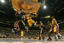 Kobe Bryant Rare Photo Los Angeles Lakers 8x10 Mamba 8/24