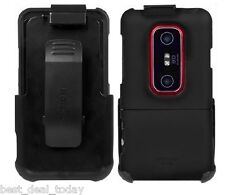 Seidio Surface Combo Holster Case For HTC Evo 3D Black