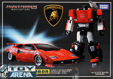 Transformers Masterpiece MP-12 Lambor Sideswipe Takara