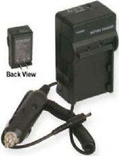 Charger for Sony DSC-T100/B DSC-T100/R DSC-T20/P DSCT25 DSC-W80 DSC-W50 DSC-W55