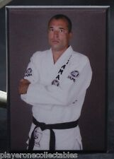 "Royce Gracie Photo 2"" X 3"" Fridge Magnet. Brazilian Jiu Jitsu MMA"
