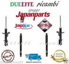 KIT 4 SHOCK ABSORBERS JAPANPARTS VOLKSWAGEN POLO 6N2 FROM 1999 AL 2001