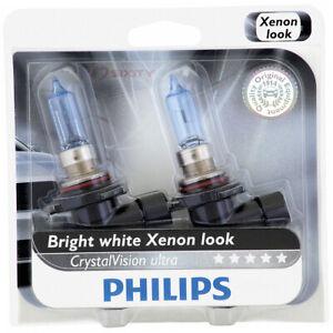 Philips High Low Beam Headlight Bulb for Ford Explorer Police Interceptor rh