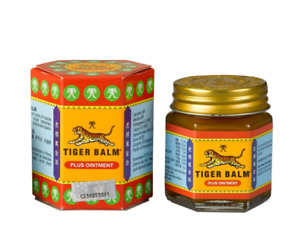 4unit of 30g Tiger Balm Red Herb Ointment Muscle Aches Pain Relief Massage Rub