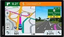 "Garmin - DriveSmart 61 LMT-S 6.95"" GPS with Built-In Bluetooth, Lifetime Map ..."