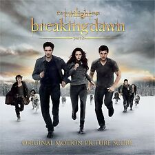 Carter Burwell ‎CD The Twilight Saga Breaking Dawn, Part 2 (Original Motion