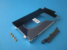 HP DV9000 DV6000 Festplattenrahmen + Adapter Sata + 4 Schrauben HDD Caddy