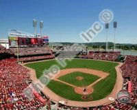 "Cincinnati Reds Great American Ballpark MLB Game Photo (Size: 8"" x 10"")"