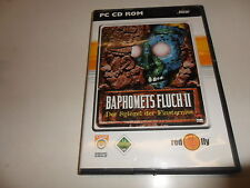 PC  Baphomets Fluch 2