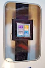NEW AXION WRISTWATCH SLAP ON BAND FOR IPOD NANO 6TH GENERATION BLACK AN-1112