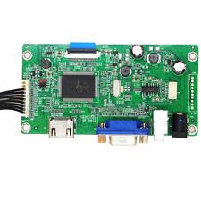 LCD Controller Board Kit 30pin EDP LED HD Monitor Panel Screen Driver HDMI VGA