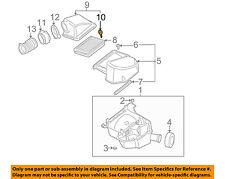 GM OEM Air Intake-Cover Bolt 12482803