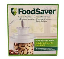 FoodSaver T03-0006-01 Regular-Mouth Jar Sealer