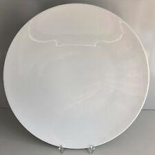 Rosenthal TAC Dynamic Weiß PLATZTELLER 33 cm I. WAHL Gropius Plate