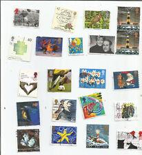 GB/Regno Unito le comunicazioni lotto di 20 USATO Inc. Tommy Cooper, FARO, Fiori, VOLATILI, * S AA