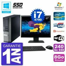 Desktop PC Dell RAM 8 GB