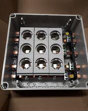 Hensel Sicherungsgehäuse MI 3263 3x3x63A,DIII,E33 MI-Verteiler Sicherungskasten
