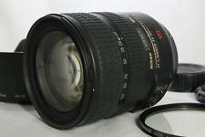 Excellent NIKON AF-S NIKKOR 24-120mm f3.5-5.6G ED VR  Lens w/Hood from Japan