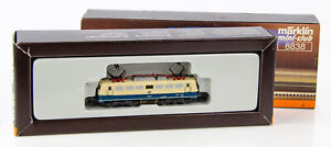 Vintage Marklin Mini-Club 8838 German Z Scale Electric Locomotive DB 139 553-2