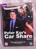 Peter Kays Car Share Series 2 (UK IMPORT) DVD [REGION 2] NEW