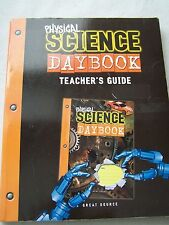 Great Source Physical Science Daybook Teacher's Edition ISBN# 0669492523