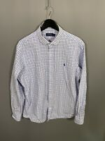 RALPH LAUREN Shirt - Size XL - Check - Great Condition - Men's