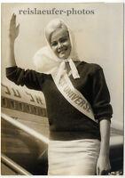 Marlene Schmidt, Miss Universe, Original-Photo, 1961