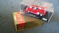 Slot car SRC Scalextric SRC 008 01 Alfa Romeo 33TT12 Targa Florio 1973