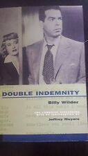Brand New Double Indemnity by Billy Wilder with free shipping