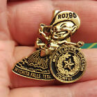 ROYAL ORDER OF JESTERS lapel pin, Wichitah Falls Texas ROJ court 85 Bilikin