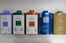 Yardley London Perfumed Talcum Powder 250g 5 Variety scents free US Shipping