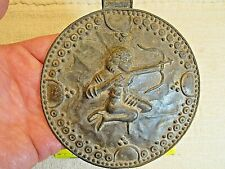 Rare Unique Roman Hunter old Big Amulet Royal Pendant 50-200A.D.!