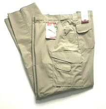 Tru-Spec mens pants khaki waist 54 inseam 38 never hemmed NWT