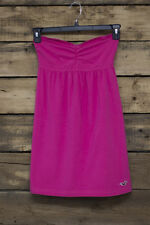 Hollister Pink Strapless Dress Size M