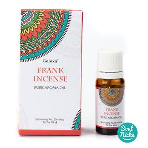 Frankincense - Goloka Aroma Oil - Aromatherapy Diffuser Oil, Reed Oil