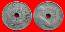 25 CENTIMOS 1934 REPUBLICA ESPAÑOLA