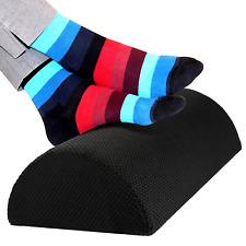 Half-Moon Bolster Pillow Back Pain Jiaao Memory Foam Knee Support Cushion Lumbar